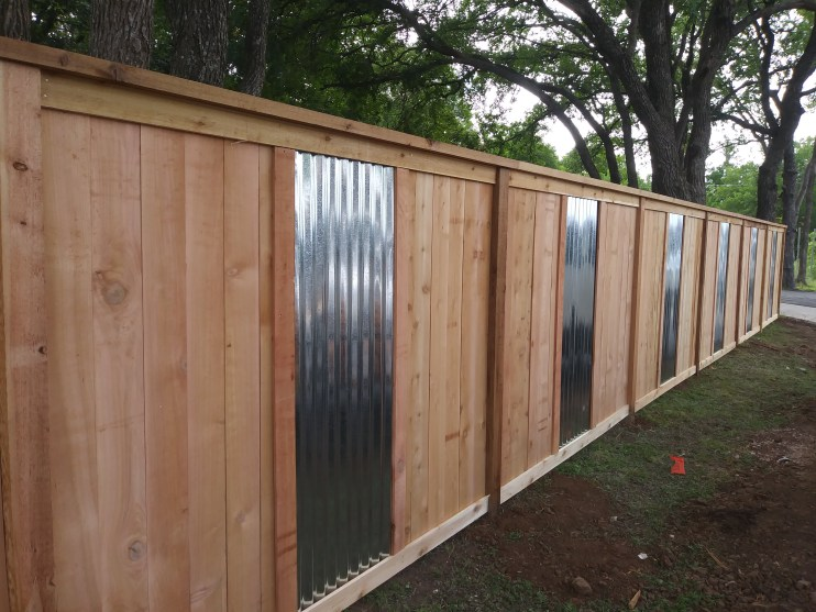 Vertical Austin S Fence Company Repair Amp Replacement