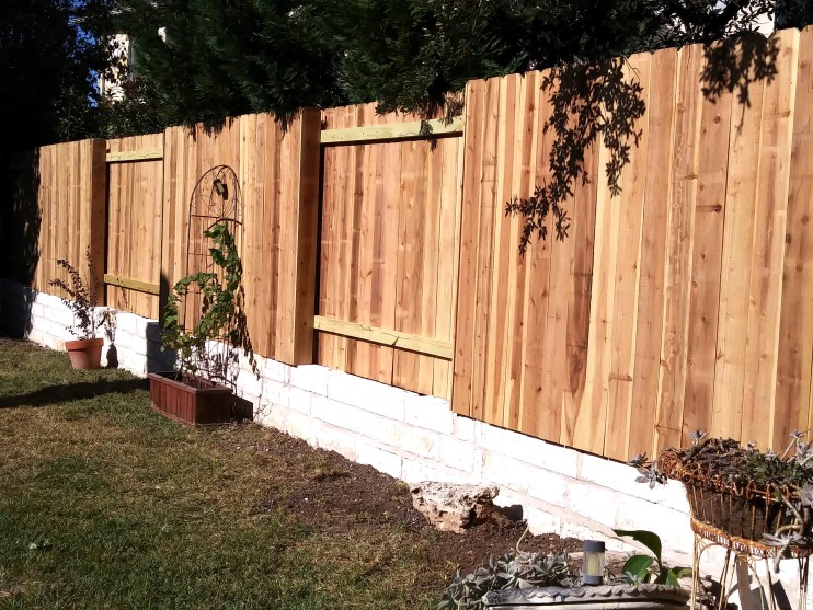 Horizontal Austin S Fence Company Repair Amp Replacement