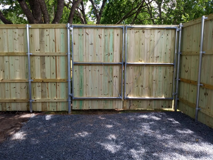 Commercial Austin S Fence Company Repair Amp Replacement