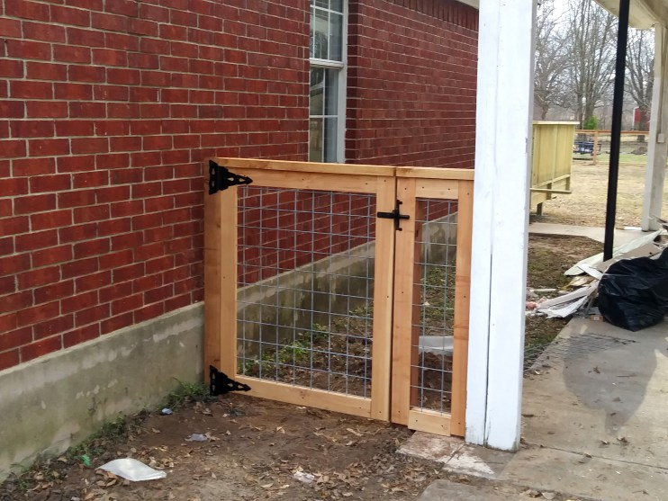 Wood Frame Austin S Fence Company Repair Amp Replacement